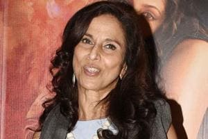 Writer and columnist Shobhaa De