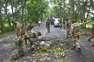 Manipur: Deputy CM escapes militant attack, security personnel injured