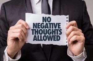 Stop those pessimistic thoughts now if you want to avoid stress