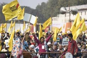 Swaraj India Party declares first list of candidates for Delhi...