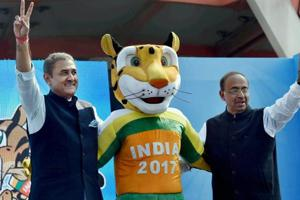 Here's why Delhi may miss out on FIFA U-17 World Cup matches