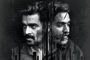 Vikram Vedha first look: R Madhavan, Vijay Sethupathi set of an iconic...