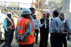 Ensure metro services in city from March 26, Sreedharan to LMRC