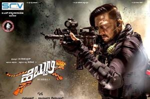 Hebbuli, Kannada film on cross-border surgical strikes, set for grand...