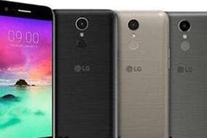 LG launches India's first smartphone with panic button '112'