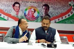 Bihar Congress leader Brajesh Pandey resigns after charges of sexual...