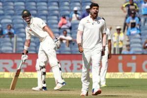 India vs Australia 1st Test, Day 1 Highlights: Starc's 57* negates Umesh's 4/32