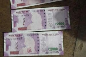 Andhra Pradesh: Revenue official found in possession of Rs 5-crore...