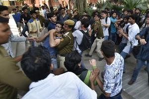 Studying the ABVP's curriculum: A look at how it escalates violence on...