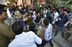 Ramjas college protest: Delhi Police admits it could have done better
