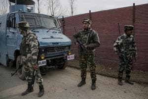 Three soldiers, civilian killed in militant attack in Kashmir's...