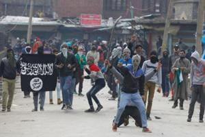 Kashmir University student goes missing, protests erupt on campus