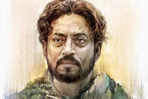 Irrfan Khan's first look from banned Bangladeshi film, No Bed of Roses