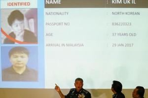 Kim Jong Nam's murder: Malaysia requests Interpol alert on four North...