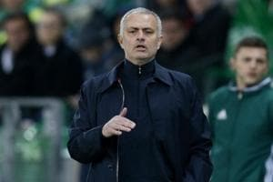 United manager Jose Mourinho miffed by timing of FA Cup showdown with...