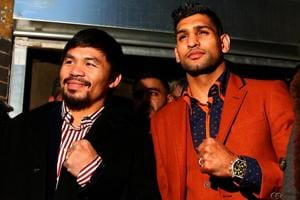 Boxing: Manny Pacquiao 'in negotiations' to fight Amir Khan
