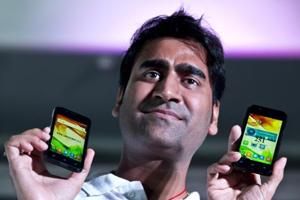 Mohit Goel, director of company that made Freedom 251 phones, detained...
