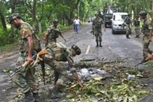 NSCN-IM militant, civilian killed in  encounter in Manipur