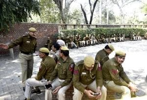 Ramjas clash: DU turns fortress day after violence, over 500 cops...