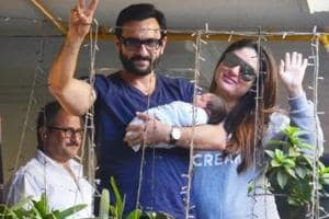 I might change Taimur's name: Saif Ali Khan