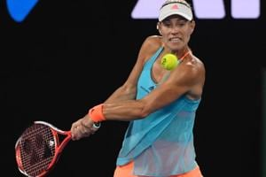 Dubai Tennis Championships: Angelique Kerber moves closer to...