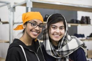 Feed the world love, not hatred – Sikh students in UK have an amazing...