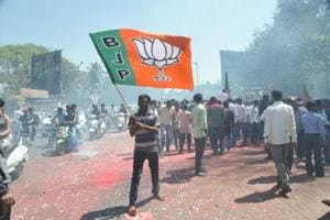 BJP makes history, wins absolute majority in Pune