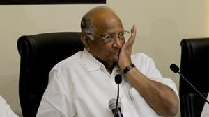 Nationalist Congress Party chief Sharad Pawar's influence on the wane...