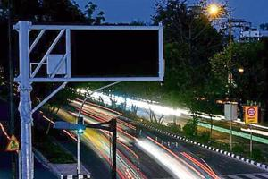 Delhi to get LED warning sign boards displaying traffic updates