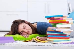That escalated quickly: Teens who feel mid-afternoon drowsiness may...