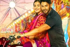 Watch: Varun, Alia set the festive mood with new Badrinath Ki Dulhania...