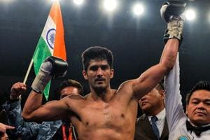 Vijender Singh to not face China's Zulpikar Maimaitiali in his next...