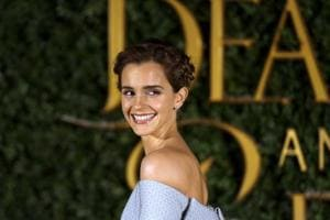 Emma Watson is every bit the princess we deserve at Beauty and the Beast event