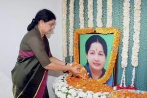 For Sasikala, Jayalalithaa's birth anniversary was just another day in...