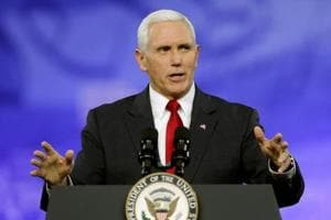 Will hunt down and destroy ISIS at its source: US vice-President Pence