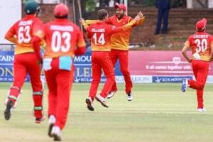 Zimbabwe beat Afghanistan by 7 wickets to level series 2-2