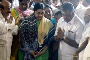 Jayalalithaa's niece Deepa Jayakumar announces new political party in...