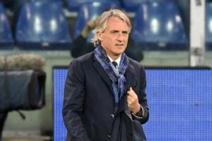 Roberto Mancini was last in charge of Italian Serie A club Inter Milan. He has won the Premier League with Manchester City in 2012.
