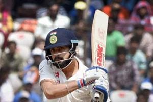 Virat Kohli's India may have to 'chase down' history to reel in first...