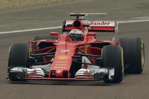 Ferrari unveils new Formula One car to challenge champions Mercedes
