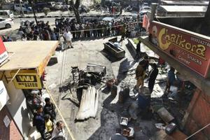 Restaurant fire: Delhi firefighters say motivated enough, risks won't...