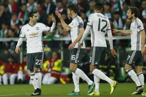 Manchester United to face Russian side FC Rostov in last 16 of Europa...