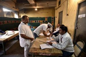 Delhi civic elections: Pen drives with Congress' candidate data get...