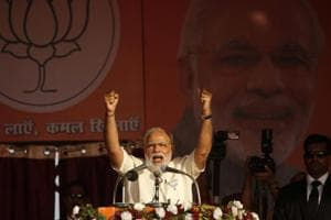 PM Modi says BJP's wins in Maharashtra, Odisha show support for...
