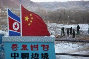 North Korea lashes out at 'big neighbour' China in rare critique