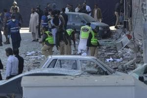 Deadly explosion in Lahore caused by gas leakage, not bomb: Pak govt...