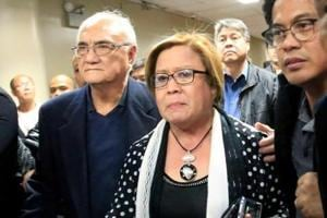 Philippines senator, president's leading critic arrested on drug...