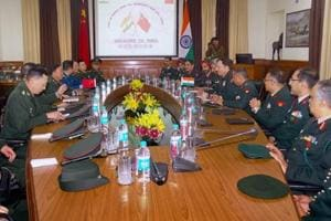 To boost ties, Chinese army delegation visits Indian Army's Eastern...