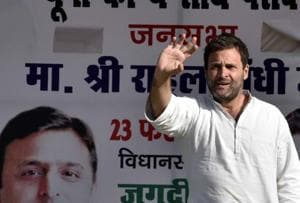 UP election: Rahul Gandhi sings from Bollywood classic to accuse Modi...