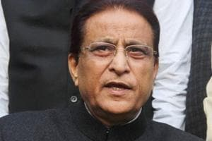 UP: Chopper carrying Azam Khan makes an emergency landing due to snag
